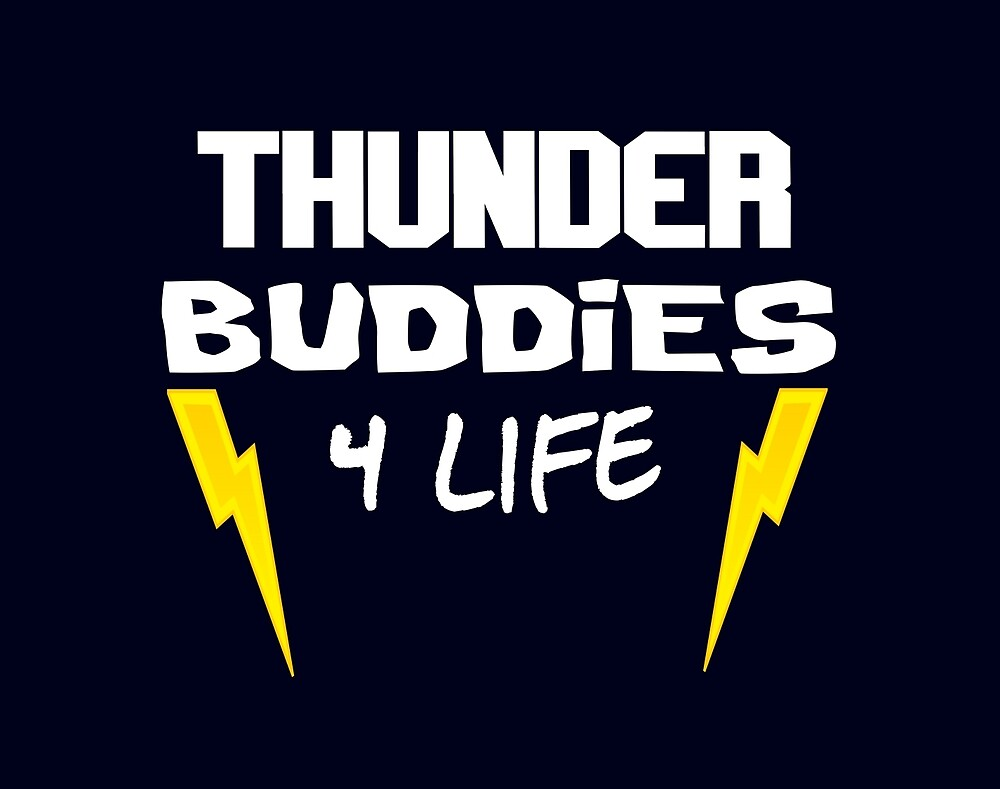Ted - Thunder Buddies For Life by movie-shirts