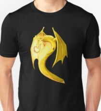 Banana Slug Dragon Unisex T-Shirt