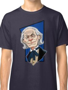 The First Doctor Classic T-Shirt