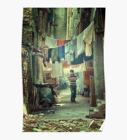 My Old Delhi Poster