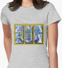 Geocity Womens Fitted T-Shirt