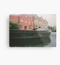1945 canal Metal Print