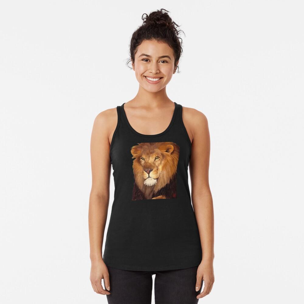 León Camiseta con espalda nadadora