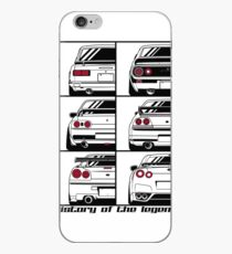 Skyline. History iPhone Case