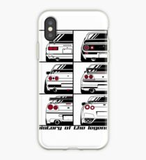 Skyline. History iPhone Case
