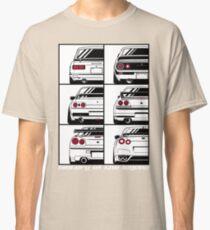 Skyline. History Classic T-Shirt