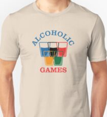 Alcoholic Games Unisex T-Shirt