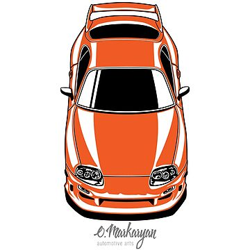 Supra vertical (orange) by OlegMarkaryan