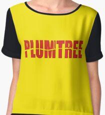 Plumtree - Scott Pilgrim Women's Chiffon Top