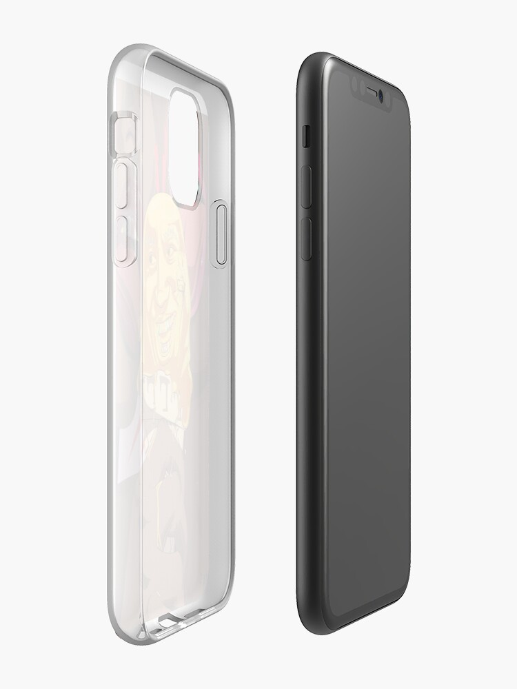 coque spigen | Coque iPhone « Brrr », par GraytArts