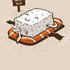 NUDIST FOOD by Fernando Sala