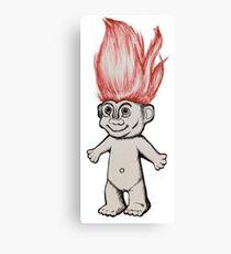 Trolls, Trolls, Trolls Canvas Print