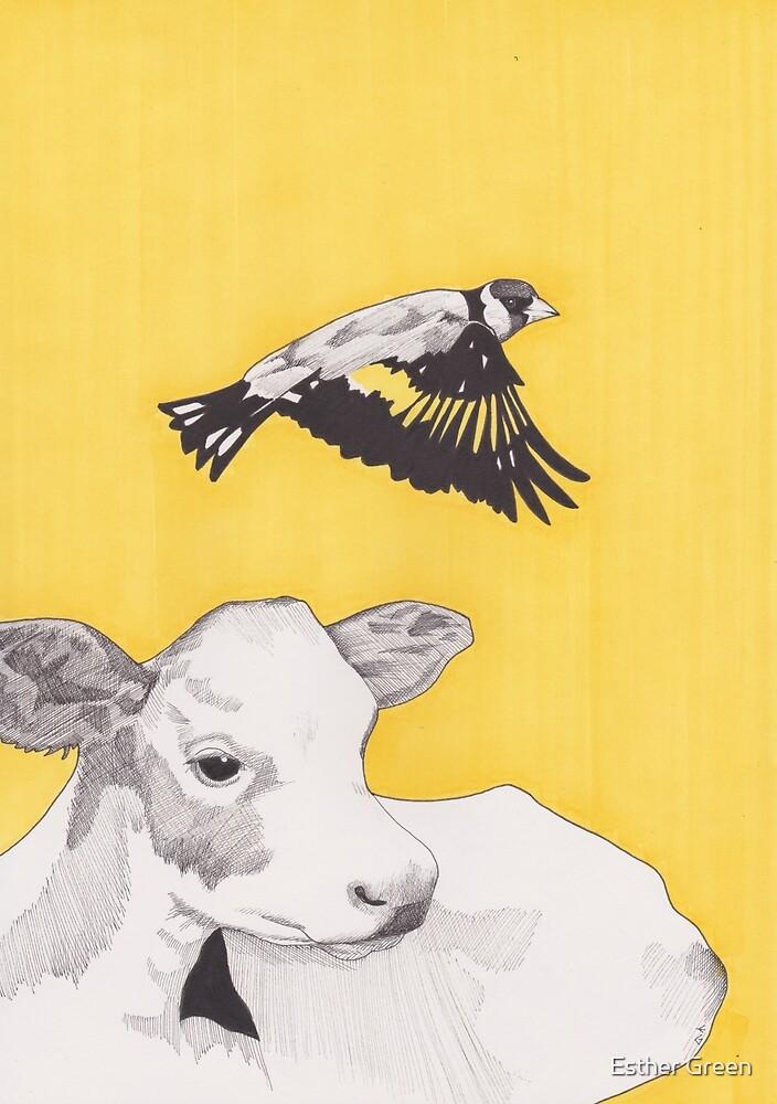 Golden Bird by Esther Green