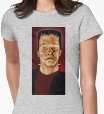 Boris Karloff Women's Fitted T-Shirt