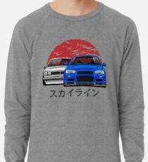 Skyline (R34 & Hakosuka) Leichter Pullover