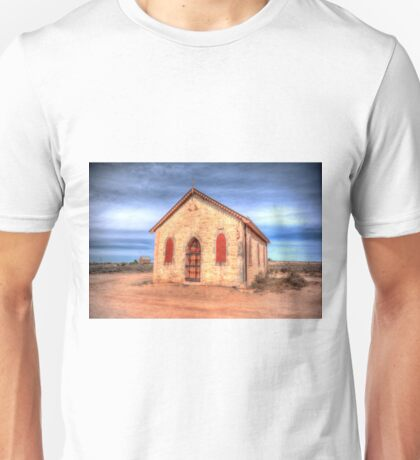 Worship In The Past Unisex T-Shirt