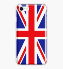 British flag iPhone Case/Skin