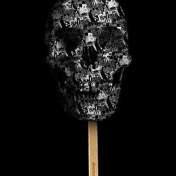 Skull Pop by grammatik