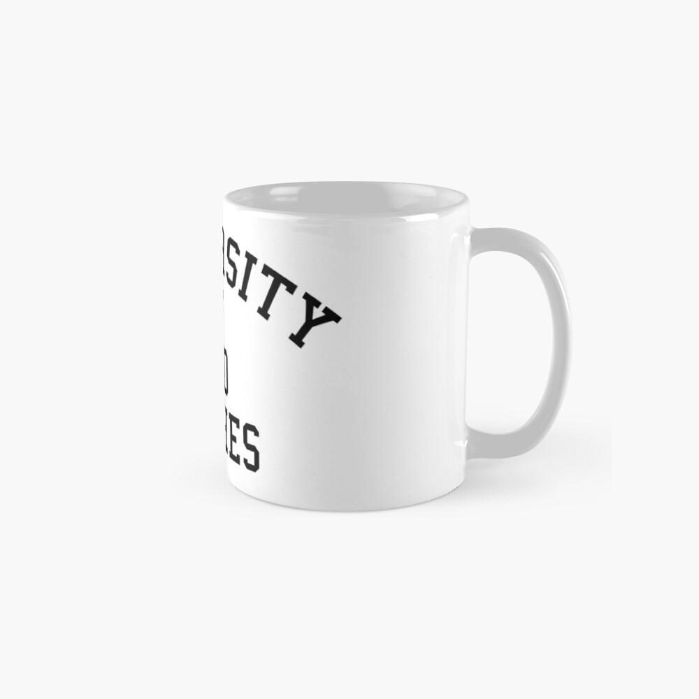University of Bad Bitches Mug