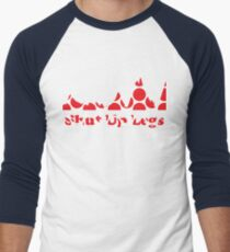 Shut Up Legs Red Polka Dot Mountain Profile T-Shirt