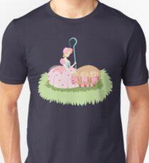 Little Bo Peep Slim Fit T-Shirt