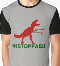 Unstoppable T-rex Graphic T-Shirt
