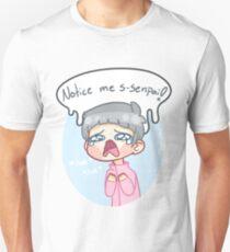 Daaaw, poor little Nitori! T-Shirt
