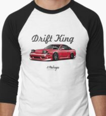 240SX (red) Men's Baseball ¾ T-Shirt