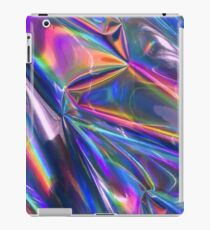 Holographic Material iPad Case/Skin
