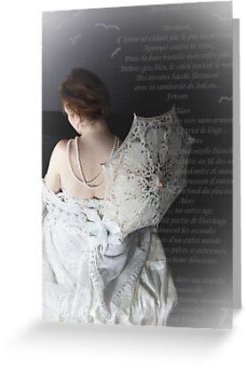 Afternoun Lace by KERES Jasminka