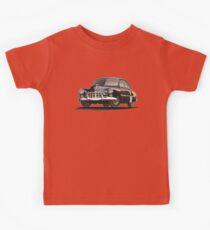 Retro limousine Kids Tee