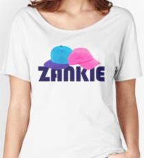 Zankie Women's Relaxed Fit T-Shirt