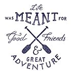 Great Adventure by Alex Jones