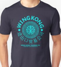 WING KONG - BIG TROUBLE IN LITTLE CHINA JACK BURTON (TURQUOISE) T-Shirt