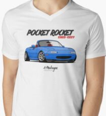 MX-5 Miata (blue) T-Shirt