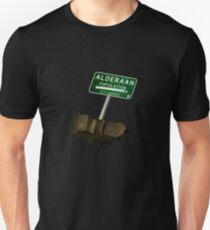 Welcome to Alderaan T-Shirt