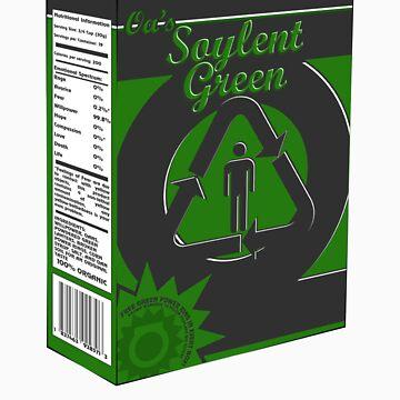 Oa's Soylent Green by Blayde