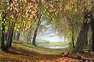 Autumn View by Igor Zenin