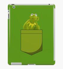 Kermit Pocket iPad Case/Skin