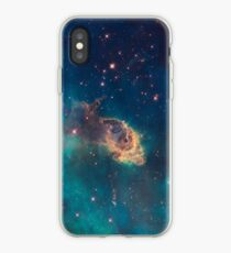 Vinilo o funda para iPhone Nebulosa espacial