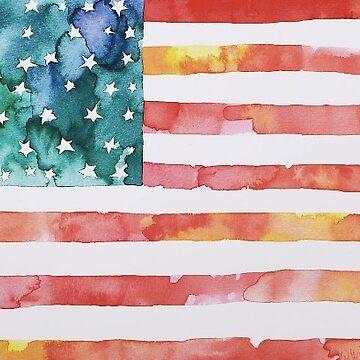 Beautiful USA de itswavey