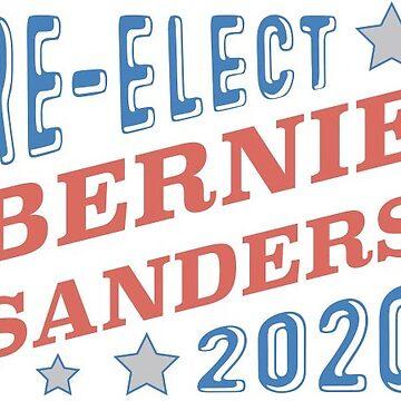 Bernie 2020! de itswavey