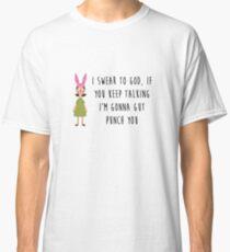 Louise Belcher - Bobs Burgers Classic T-Shirt