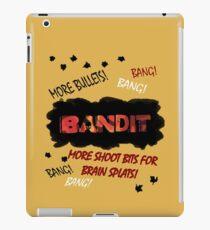 More Shoot Bits for Brain Splats! iPad Case/Skin