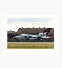 Tornado GR.4 ZA412 Dambusters 70th Art Print