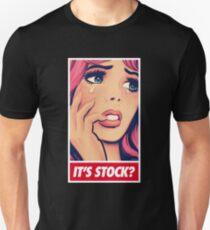 Pinkie sagt Slim Fit T-Shirt