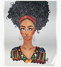 Black Queen  Poster