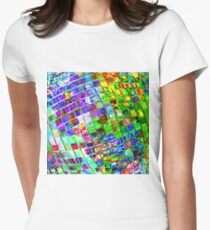 Psychedelic Planet Disco Ball T-Shirt