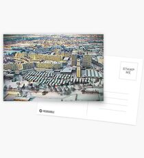 Olympiadorf München, 1972 Postkarten