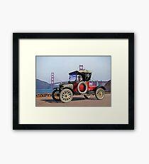 1915 Ford Model T Roadster Framed Print